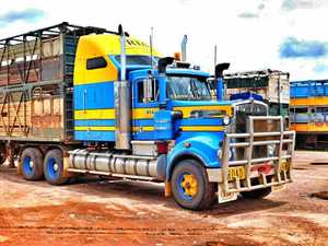 Truckin' In The NT