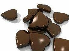 HANDMADE: Chocolate hearts