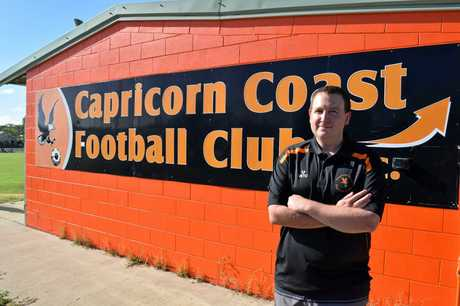 NEW ERA: Josh McLennan is on board as Cap Coast FC's new head coach, taking over from Shaun Janes.