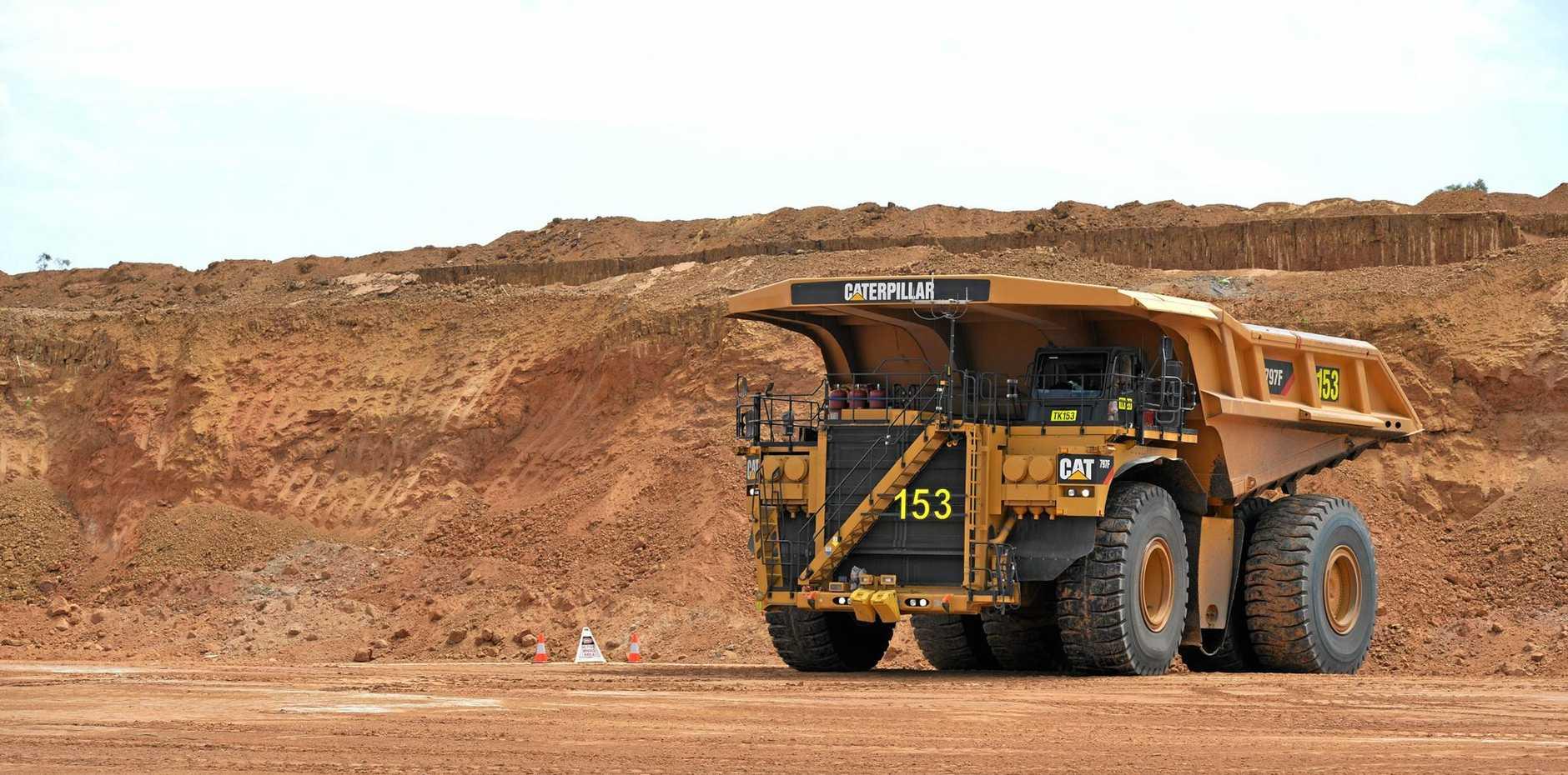 Caval Ridge Mine.