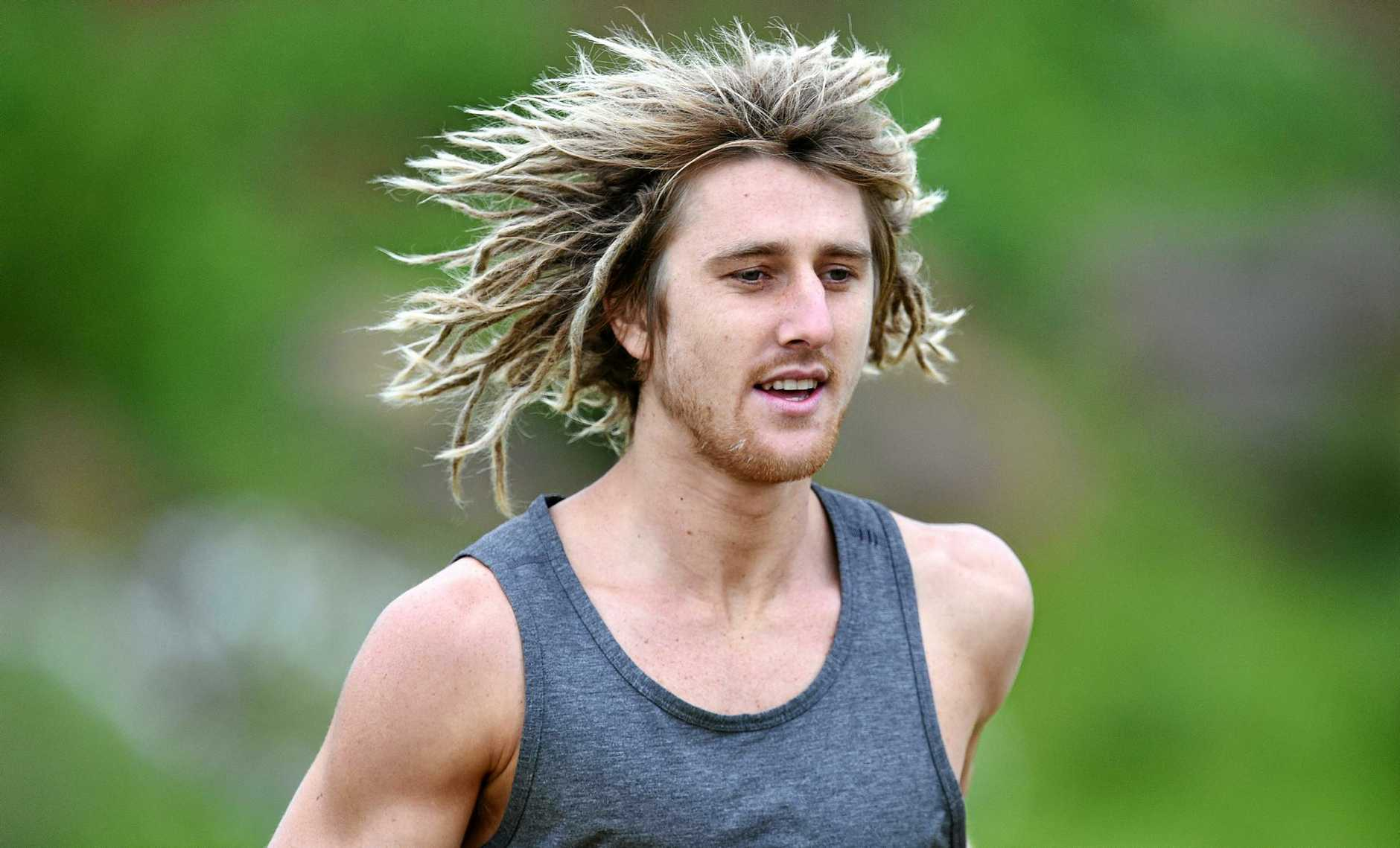 Dyson Heppell has been appointed captain at Essendon.