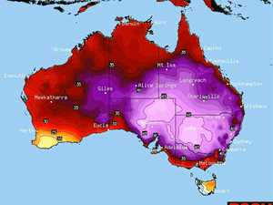 Darling Downs towns to hit historic heat record
