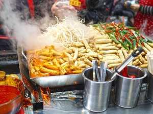 Indulge at city's newest Street Food Market