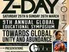 Announcing the 9th Annual Global 'Zeitgeist Day' 2017