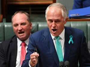 Malcolm Turnbull vs Bill Shorten: 'I like angry Turnbull'