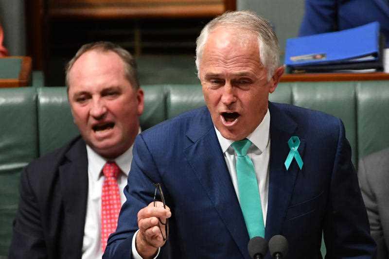Malcolm Turnbull vs Bill Shorten: 'I like angry Turnbull