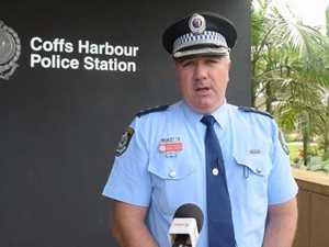 Detective Inspector Darren Jameson on the Coffs drug raid