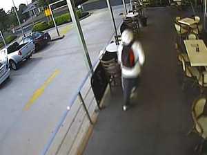 Armed robber remains on run after brazen Rangeville heist