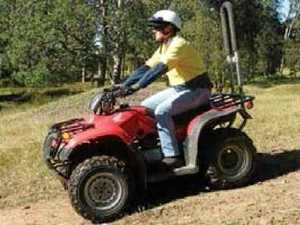 Riders reminded to follow quad bike laws