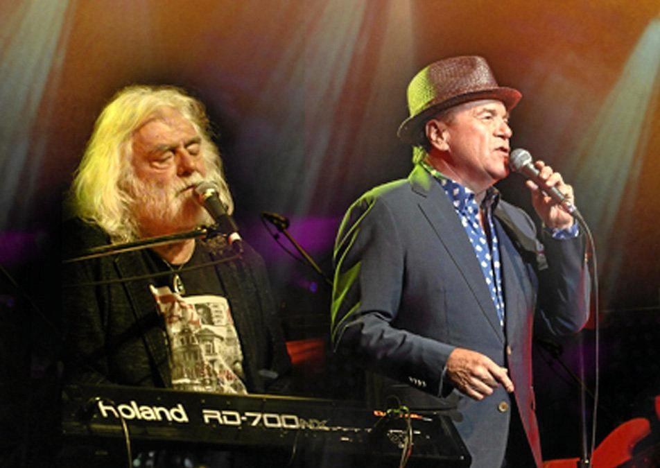 Brian Cadd and Glenn Shorrock will play Twin Towns on Saturday, February 25.