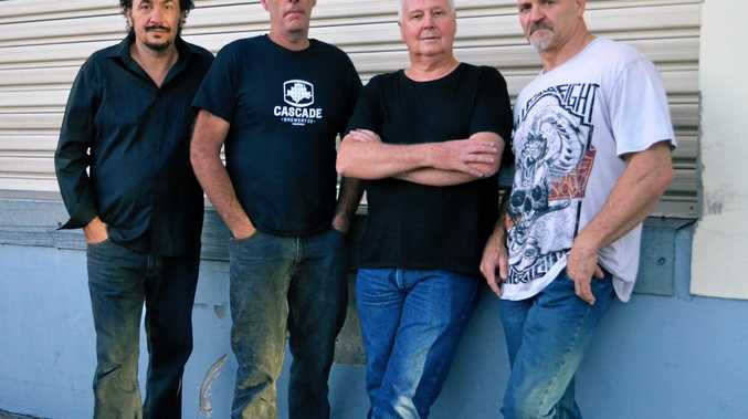 Rugby league legend Eric Grothe Snr and his band The Gurus are in Grafton this Saturday.