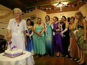 Debutante ball returns to Inverlaw Hall
