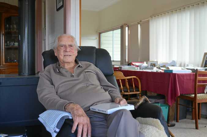 CRICKET TRAGIC: Lou Rowan spent time in Bundaberg as a police officer.
