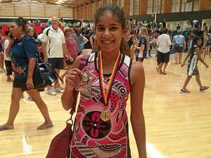 National honours for netball talent