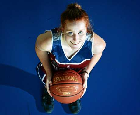 Basketballer Briana Bailey is off to nationals.