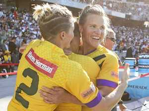 Jillaroos turn attention from Auckland Nines to All Stars