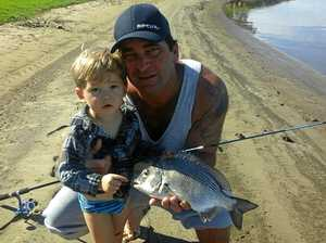 Little legend Elijah hooks award winning bream