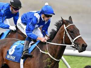 Heat delays the return of mighty mare Winx