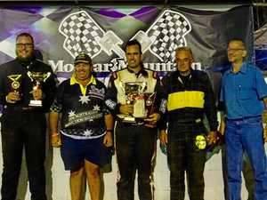 Team gamble pays off as Pascoe wins title