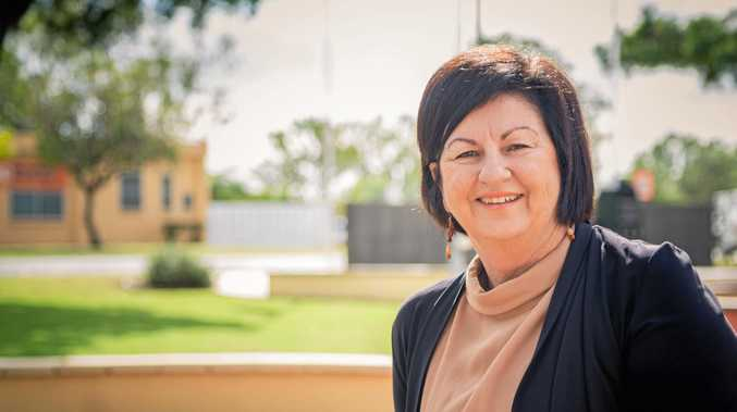 NEW BILL: Isaac region mayor Anne Baker is one of the driving forces   aiming to end the 100% FIFO.