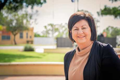 Isaac region mayor Anne Baker is one of the driving forces behind a bill before parliament, aiming to end the 100% FIFO work practices.