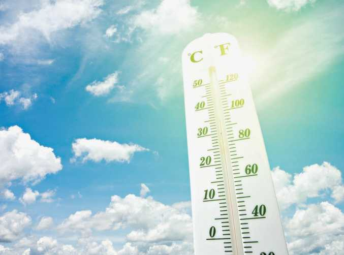 HEATING UP: The Gladstone region can expect record-breaking temperatures this summer.