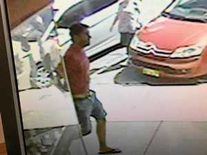 Tradies and shop owner chase thieves through M'bah