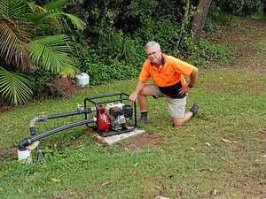 Heatwave crime wave: Thieves target water pumps