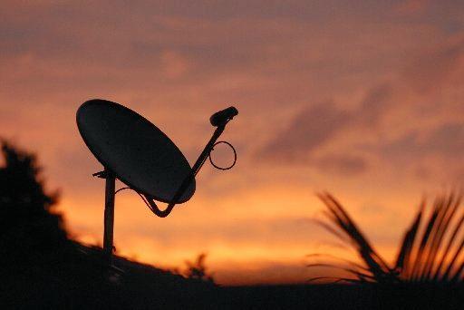 Outdoor television antennaPhoro Warren Lynam / Sunshine Coast Daily