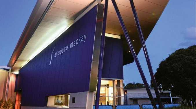Artspace Mackay will close later in February for renovations.
