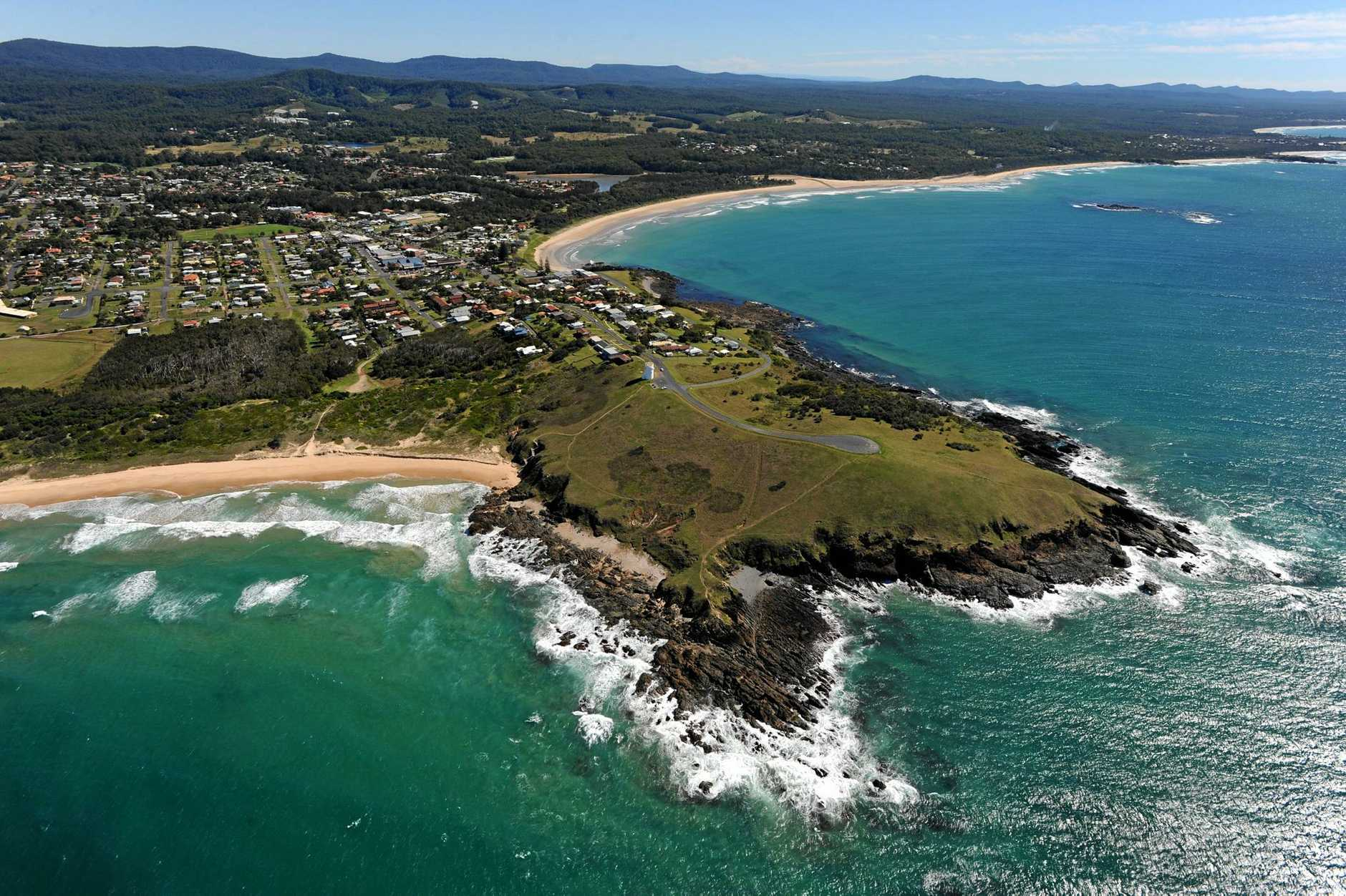 Woolgoolga Beach Reserve is set to receive an upgrade.