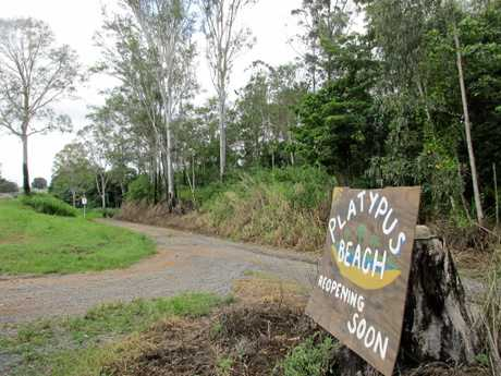 Platypus Beach Club members hope to create a tourism trail in the Pioneer Valley.