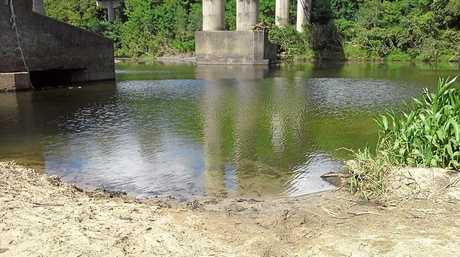 The sandy banks of the Pioneer River will be revitalised to allow swimmers to enjoy the area.