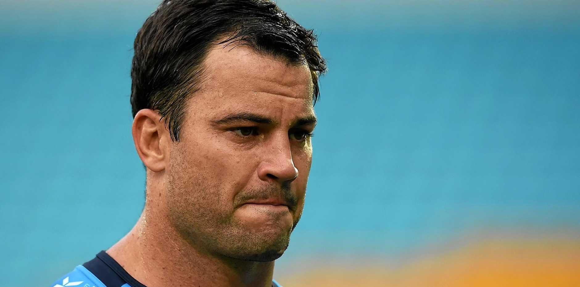 Dave Shillington has been forced into retirement.