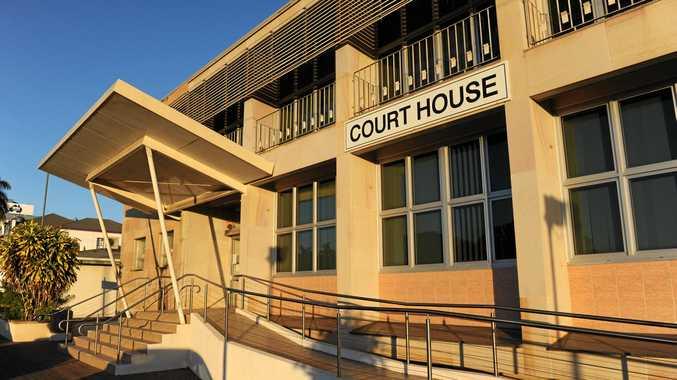 The Bundaberg Courthouse.