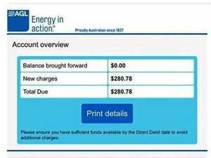 Why you might want to delete an electricity bill on email