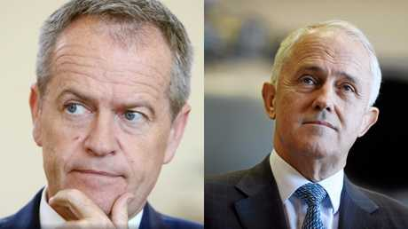 While the former PM didn't miss Opposition Leader Bill Shorten with the broadside, he still took aim at the man who has led the country since Mr Abbott's demise.