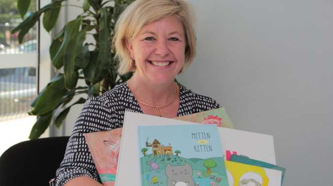 Emma Mactaggart wants local children to help make a video promoting International Read to Me Day.