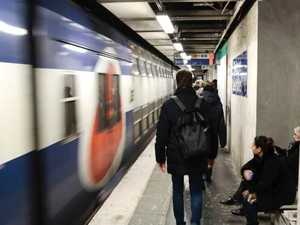 Train station 'explosion' sparks new Paris terror fears