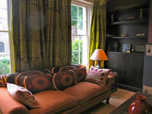 Interior by Miv Watts.