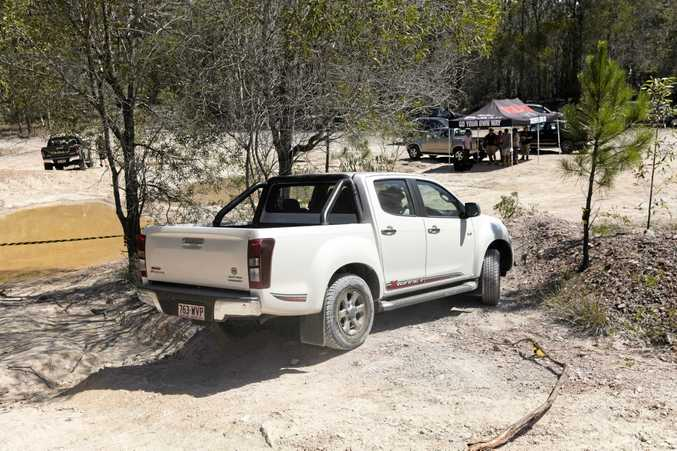 The MY17 Isuzu D-Max has just been launched.