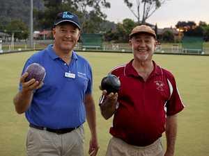 Twilight triples back at the bowls club