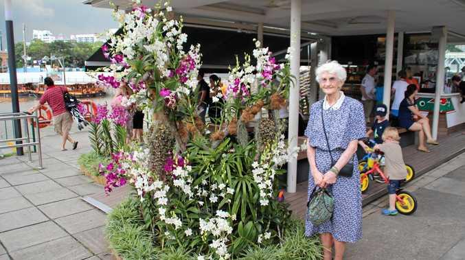 WONDERFUL LIFE: Patricia Bennett had a wonderful life.