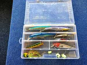 Be organised and keep your tackle tidy