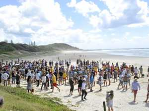 Two years on: Shark attack shock still lingers