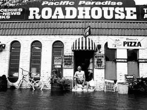 Twenty-five years since floods left Sunshine Coast awash