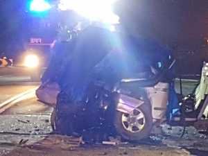 Traffic remains affected after fatal head-on crash