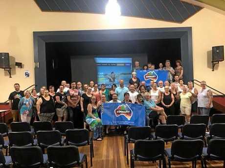 Australian Marriage Equality Forum Grafton on Wednesday, February 8