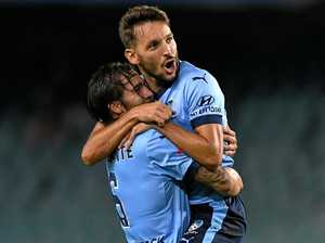 Ninkovic shines as Sky Blues stretch unbeaten run