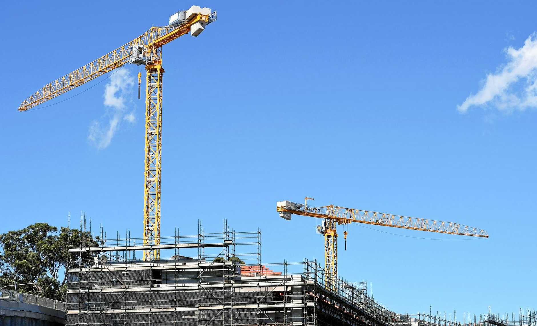 A SUITE of reforms are set to sweep through Queensland's construction sector.